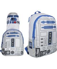 Disney Brand Chlapecký batoh s maskou Star Wars - červený