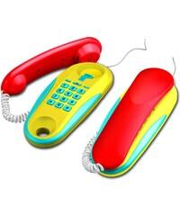 Wiky Telefony s drátem pro vzájemné volání