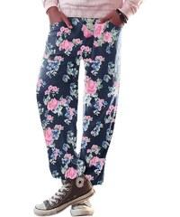 Buffalo Haremshose mit Blumen-Muster, für Mädchen