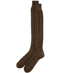 Lusana - Trachten-Kniestrümpfe für Herren