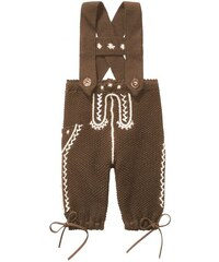 Woleo - Baby-Strickhose für Jungen