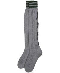 Lusana - Trachten-Kniebundstrümpfe für Herren