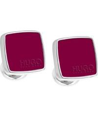 Hugo 50289290 E-Stain Manschettenknöpfe Rot 50289290-617