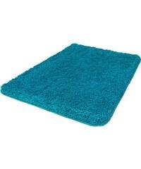 KLEINE WOLKE Badematte Kleine Wolke Trend Höhe 35 mm rutschhemmender Rücken blau 1 (55x65 cm),3 (60x90 cm),4 (70x120 cm),5 (80x140 cm)