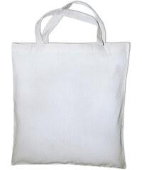 Nákupní bavlněná taška - Bílá univerzal