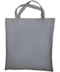 Nákupní bavlněná taška - Světle šedá univerzal