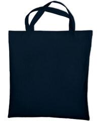 Nákupní bavlněná taška - Džínovina modrá univerzal