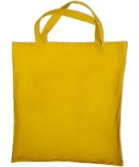 Nákupní bavlněná taška - Žlutá univerzal