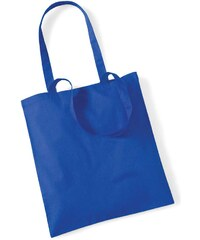 Plátěná taška - Královsky modrá univerzal