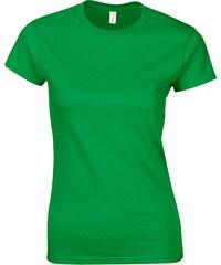 Přiléhavé tričko - Irská zelená S