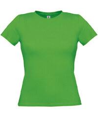 Tričko na tělo - Jarní zelená XS