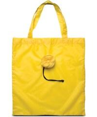Skládací nákupní taška - Žlutá univerzal