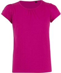 Dívčí tričko - Fuchsiová 104 (3-4)