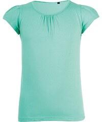 Dívčí tričko - Mentolově zelená 104 (3-4)