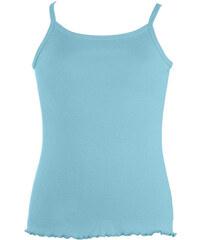 Dívčí tílko - Ledově modrá 92 (1-2)