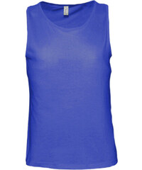 Tílko na tělo - Královsky modrá S