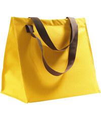 Nákupní taška Marbella - Tmavě žlutá univerzal