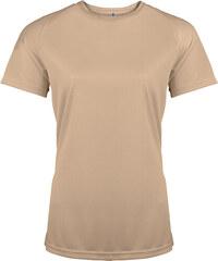 Sportovní tričko ProAct - Béžová XS