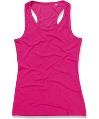 Fitness top Active - Růžová M