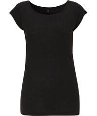 Trendy bambusové tričko - Černá L