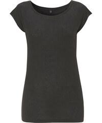 Trendy bambusové tričko - Tmavě šedá L