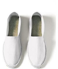 Pánské letní espadrilky - Bílá 40