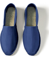 Pánské letní espadrilky - Pacifická modrá 40
