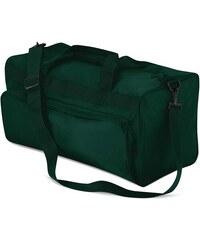 Velká cestovní taška - Lahvově zelená univerzal