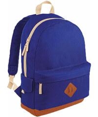 Stylový batoh Heritage - Královsky modrá univerzal