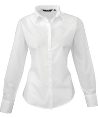 Dámská košile Premier - Bílá XXS