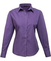 Dámská košile Premier - Fialová XXS
