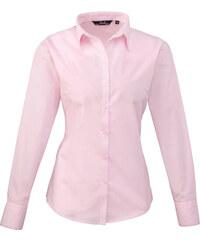 Dámská košile Premier - Růžová XXS