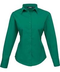 Dámská košile Premier - Zelená XXS