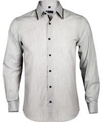 Košile Baxter - Proužky a černá S