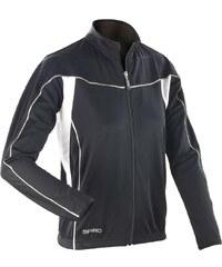 Kvalitní cyklistická bunda - Černá XS