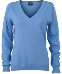 Pullover - Bledě modrá XS