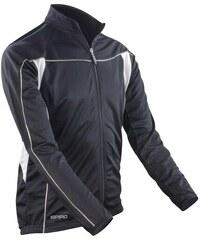 Kvalitní cyklistická bunda - Černá S