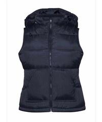 Prošívaná vesta - Námořní modrá XS