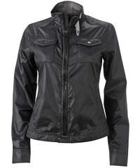 Dímská bunda Leisure - Černá S