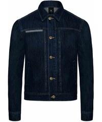 Džínová bunda - Džínovina modrá S