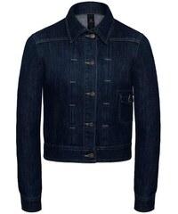 Džínová bunda - Džínovina modrá XS