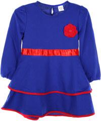 Lesara Kinder-Kleid mit Tellerrock - 92