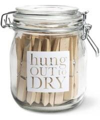 Garden Trading Dóza s kolíčky Hung out to dry