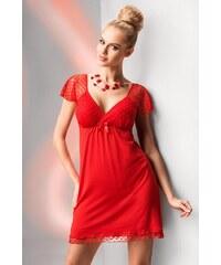 Noční košilka Donna Tamara red, červená, červená, červená, červená