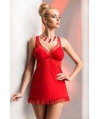 Noční košilka Donna Tamara II red, červená, červená, červená, červená