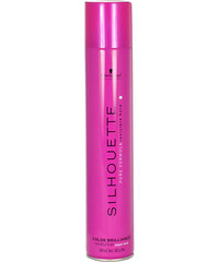 Schwarzkopf Silhouette Color Brilliance Hairspray Super Hold 750ml Lak na vlasy W Silná fixace pro zářivou barvu