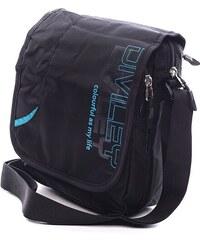 Pánská taška přes rameno Diviley Josh - černá