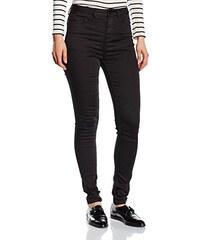 PIECES Damen Skinny Hose Pcjust Jute Hw 5 Pocket Legging/blc Noos