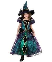 Rubies Radiant Witch - kostým - S 3 - 4 roky