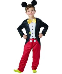 Rubies Mickey Mouse Tuxedo - MD 5 - 6 roků